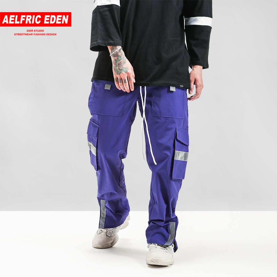 Active Aelfric Eden Vintage Solid Color Harem Pants Fashion 2018 Autumn Winter Hip Hop Cargo Pants Casual Streetwear Sweatpants In08 At All Costs