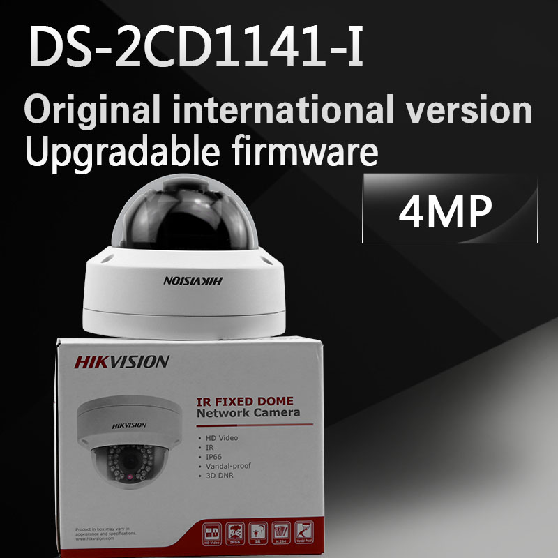 ФОТО In stock english version DS-2CD1141-I replace DS-2CD2145F-IS DS-2CD2145F-IWS 3MP network camera with POE
