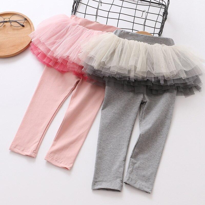 Детские леггинсы; леггинсы для девочек; юбка-пачка; брюки; юбка для малышей; леггинсы; детская одежда