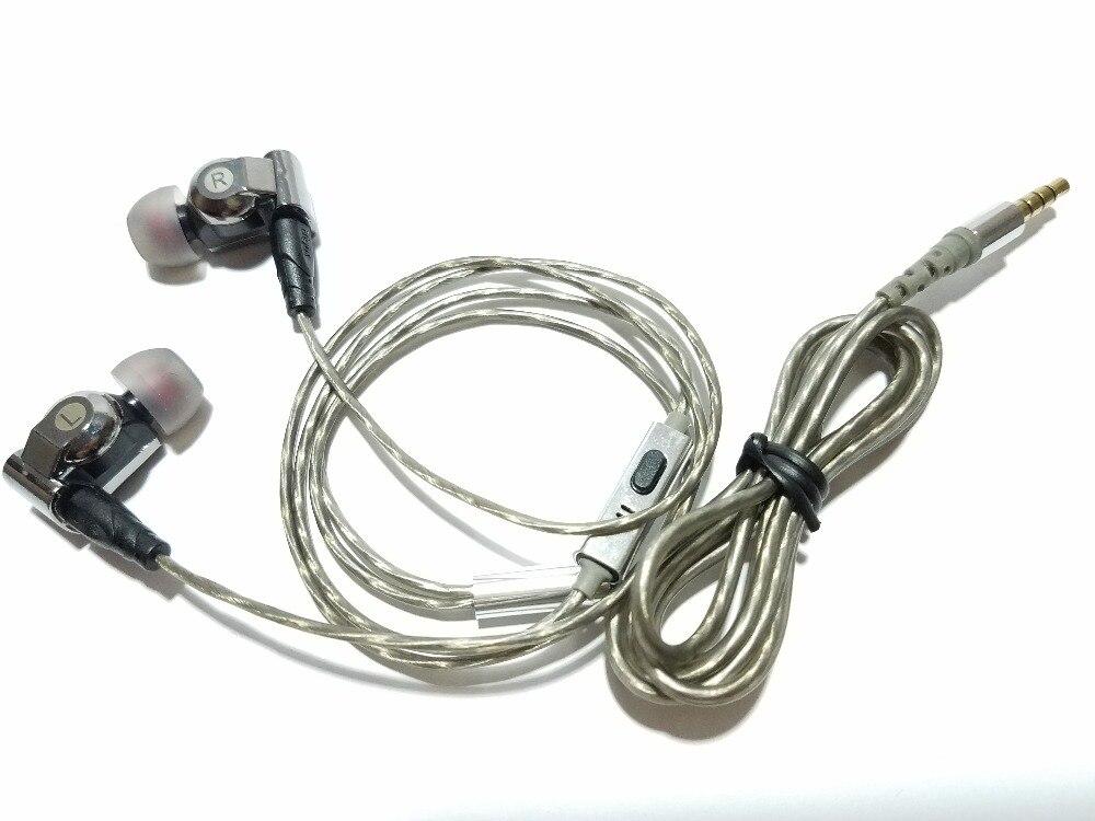 Novi SENFER XBA 6in1 1DD + 2BA Hybrid 3 slušalica s jedinicom za uho - Prijenosni audio i video - Foto 5