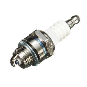 Image 2 - 1pc Motorcycle Spark Plug High Quality Replacement 55x22mm Briggs Stratton Motors Mini Lawn Mower Spark Plug RJ19LM BR2LM