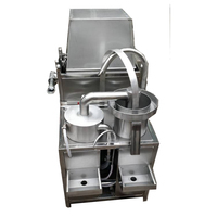 washer/garlic peeler with air compressor / conveyor stainless steel factory price machine for sale