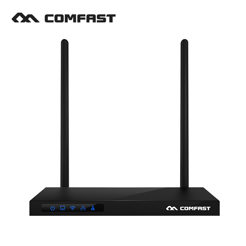 COMFAST CF-WR605N 300mbps wireless wifi router wireless access point wifi repeater wifi signal extender 2.4G high power router comfast ac200 orange os system full gigabit wifi control ac gateway routing wireless roaming wifi coverage project manager route