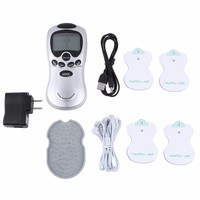 Tens Weight Loss Body Wrap Acupuncture Digital Therapy Machine Massager Electric Pulse Health Care Equipment 4