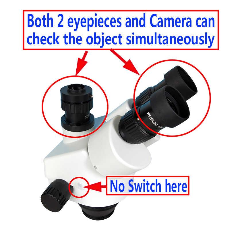 Ефикс 3,5-45X13 Мп HDMI VGA HD тринокуляр стерео пайки микроскоп стоять объектива цифровой Камера для ремонта мобильного телефона