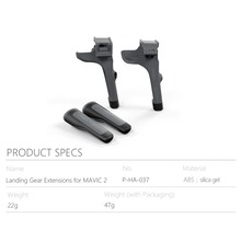 NEW ARRIVAL PGYTECH Protective Increased Landing Gear for DJI MAVIC 2 PRO/for MAVIC 2 ZOOM for DJI Drone Flight UAV Accessories