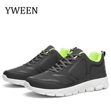 YWEEN spring autumn fashion men casual shoes breathable comfortable male sneakers high-quality plus size 38-48