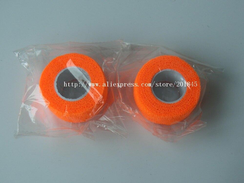 ФОТО 48Pcs/Lot  Non woven elastic gauze Self Adhesive Cohesive sports Bandage   2.5cm*4.5m