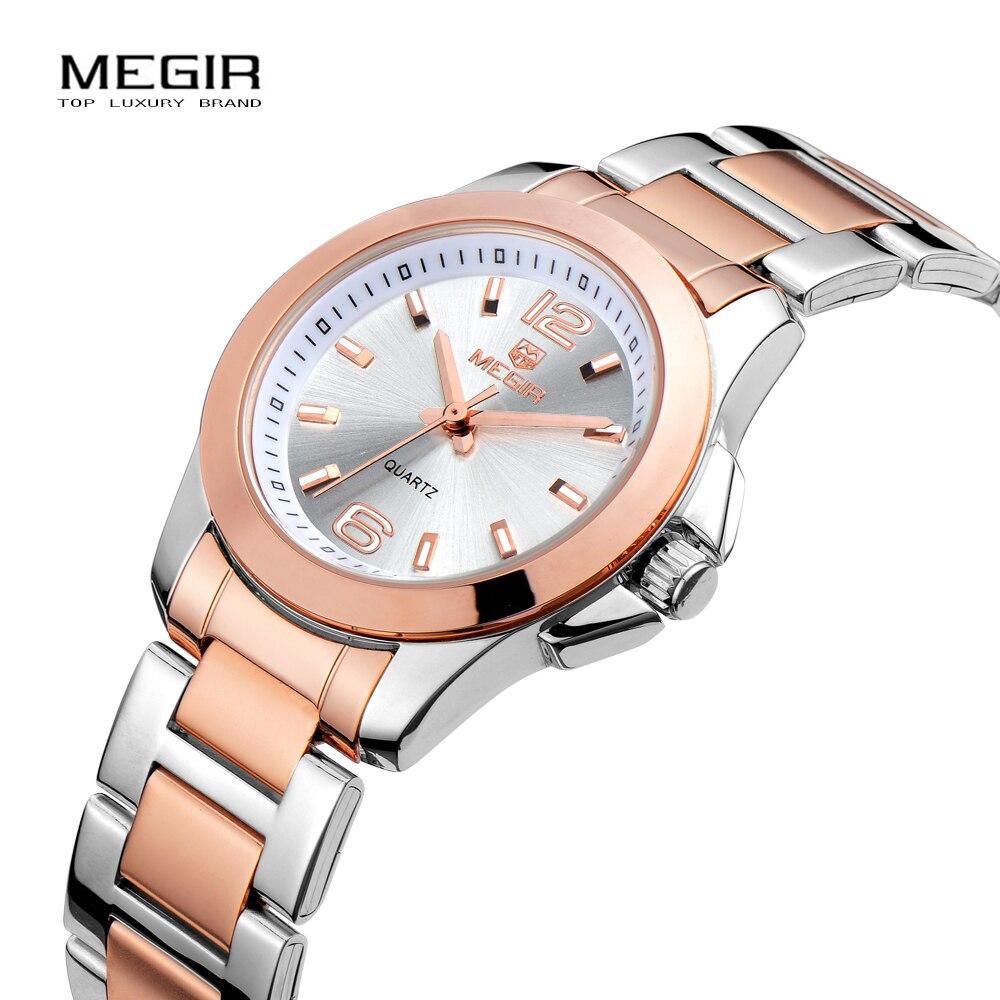 MEGIR นาฬิกาของผู้หญิง 5006 r eloj - นาฬิกาสตรี