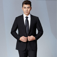 Senior customized males's go well with fashionable class groom marriage ceremony costume fits slim match enterprise fits formal event jacket+vest+pants