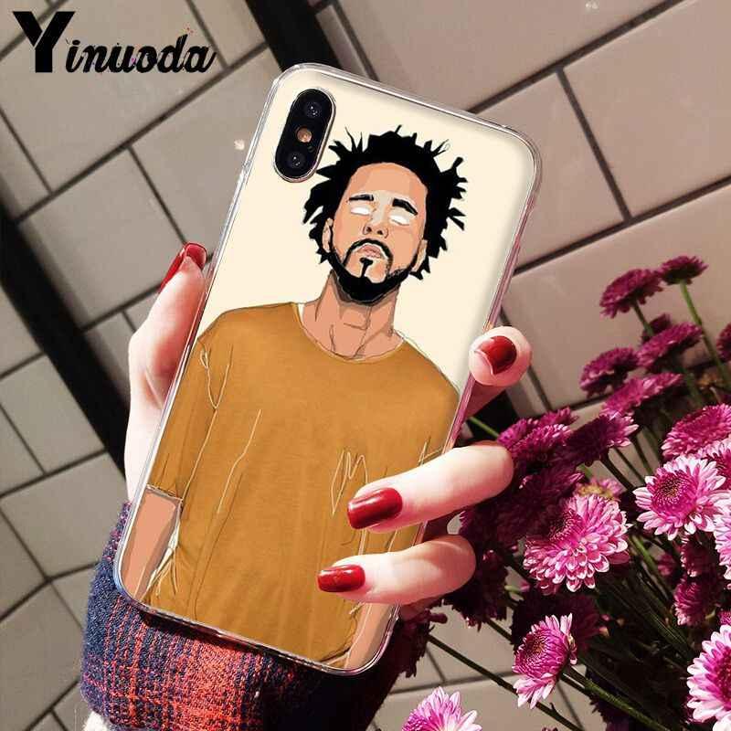 Yinuoda 2017 الجديد في Weeknd Starboy البوب المغني بولي TPU لينة سيليكون الهاتف حقيبة لهاتف أي فون X XS ماكس 6 6S 7 7plus 8 8Plus 5 5s XR