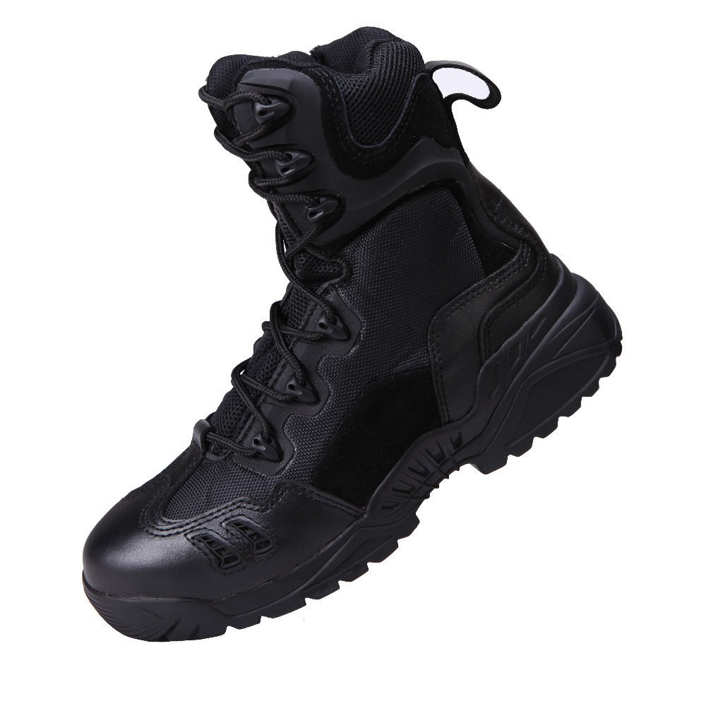 ANTARCTICA Outdoor Hiking Shoes Waterproof Hiking Boots Tactical Boots Climbing Sports Sneakers For Men's Army Military Shoes