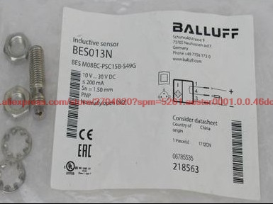 FREE SHIPPING 100% NEW and original BES013N BES M08EC-PSC15B-S49G proximity switch sensorsFREE SHIPPING 100% NEW and original BES013N BES M08EC-PSC15B-S49G proximity switch sensors