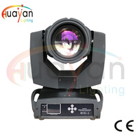 Hot Sell 7R Beam Moving Head Light with 2 prisms stage moving head light 230W