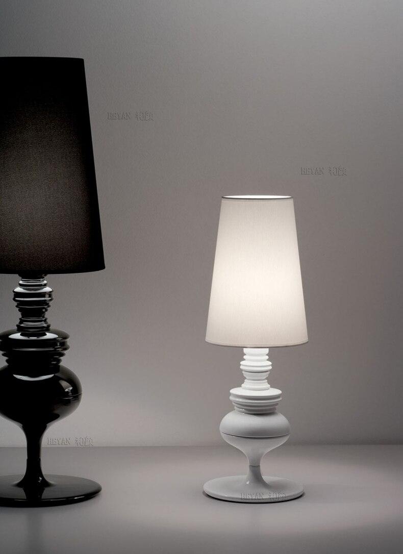 Модные теплые современной гостиной Настольные лампы Европейский творческий ночники спальня лампа регулировкой яркости zzp