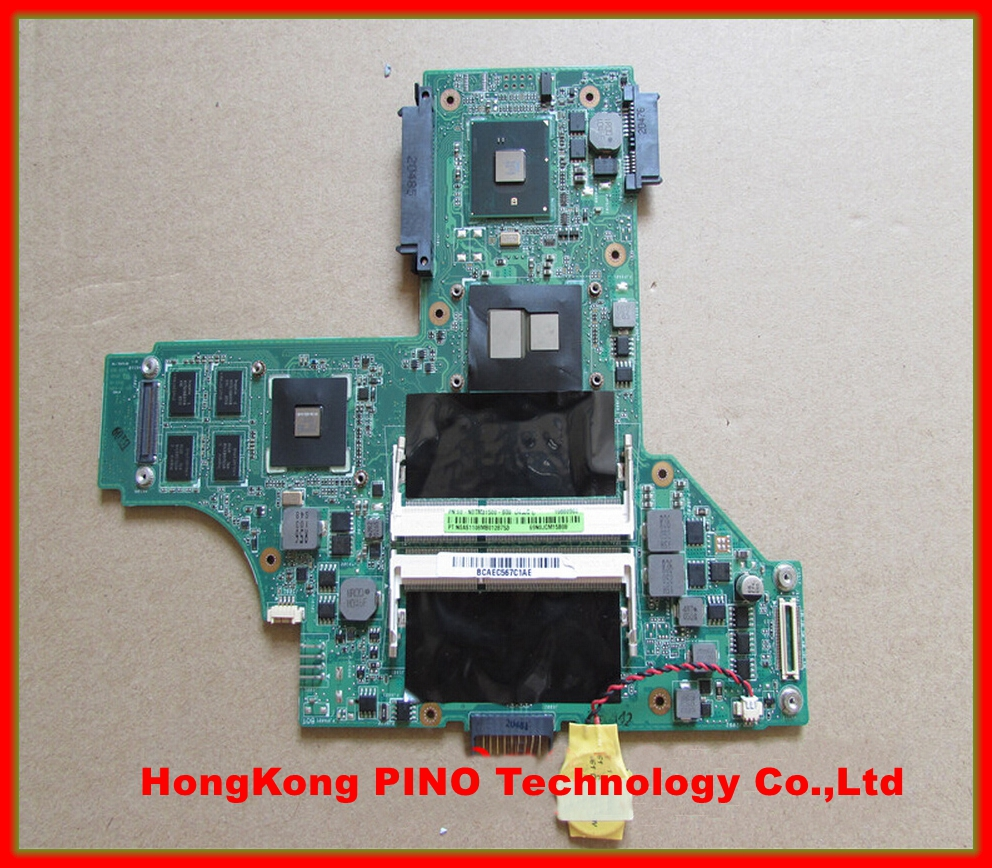 U45JC motherboard for ASUS U45JC system board 60-N0TMB1500-B08 I3-370M CPU REV 2.0 100% tested 60 days warranty