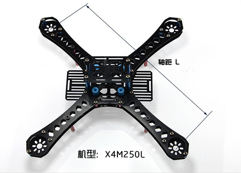 ФОТО f14884/88 x4 250 280 310 360 380 wheelbase carbon fiber alien across mini quadcopter frame kit diy drone rc multicopter fpv
