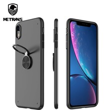 hot deal buy metrans holder phone case for iphone xs xs max xr x super thin pc finger ring case lightweight iphone xs xsmax xr x cases cover