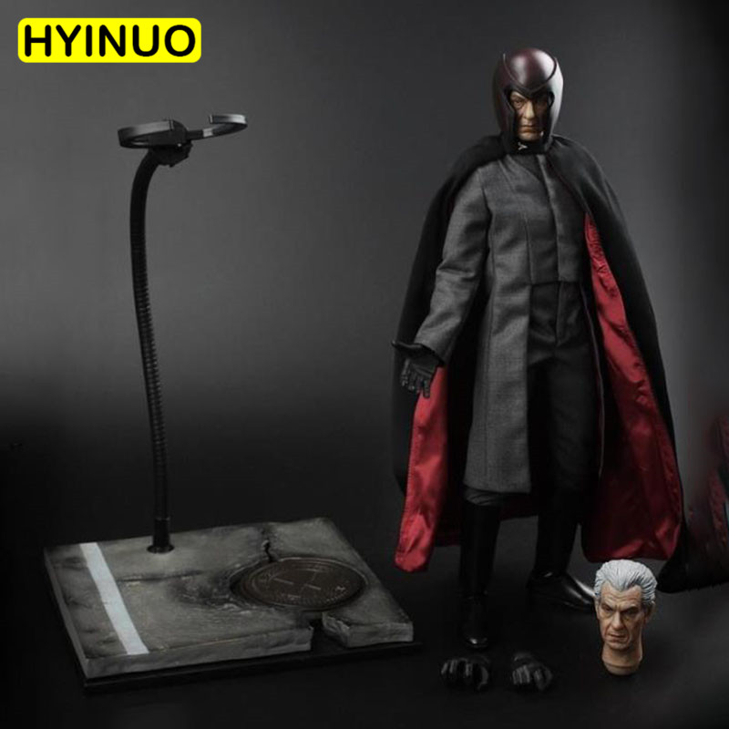 1/6 Scale MF02 X-Men Boy Max Eisenhardt Men Magneto Erik Lehnsherr Clothes Clothing Set For 12 Figure Male Body1/6 Scale MF02 X-Men Boy Max Eisenhardt Men Magneto Erik Lehnsherr Clothes Clothing Set For 12 Figure Male Body