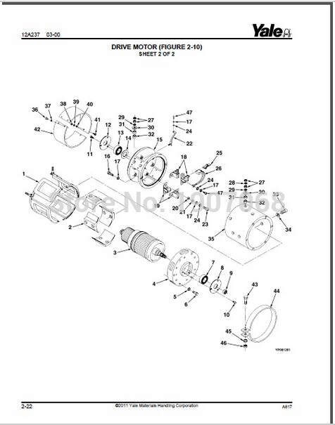 yale electric forklift wiring diagram pdf forklift wiring diagram