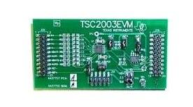 TSC2003EVM: touch sensor development tool TSC2003 evaluation moduleTSC2003EVM: touch sensor development tool TSC2003 evaluation module