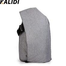 Kalidi 17 дюймов ноутбук рюкзак большой Ёмкость Водонепроницаемый Повседневное рюкзак Для мужчин Для женщин рюкзак Дорожные сумки 15 дюймов Сумка для ноутбука