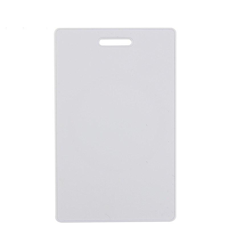 Cartão de 125 khz RFID Gravável Rewrite T5577 Thick Cartão de IDENTIFICAÇÃO