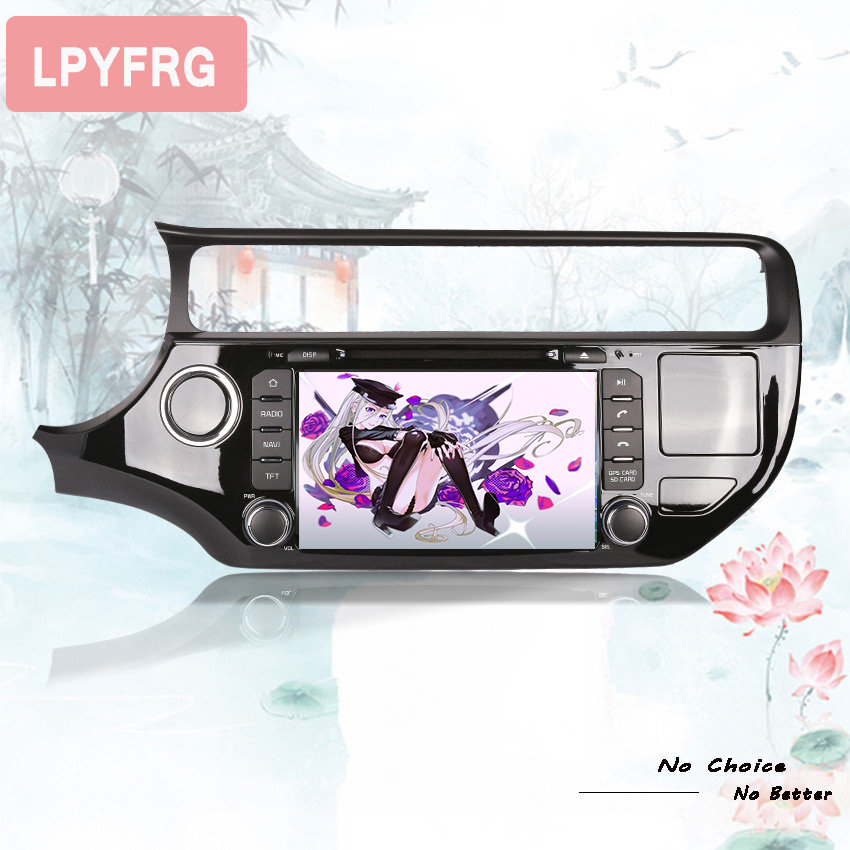 factory sell best 8core android 9.0 px5 rk3188 auto stereo car music video radio fm mp5 media gps monitor hd screen for rio 2015 - 4