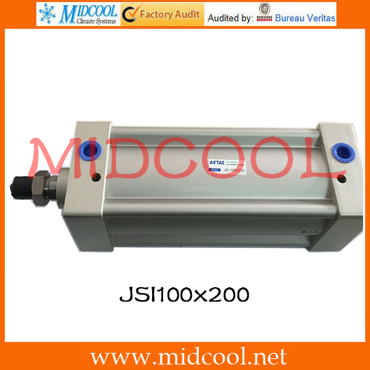 Original AirTAC  Standard cylinder JSI Series JSI100x200 scj40x100 30 airtac standard cylinder