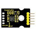 Frete grátis! Módulo de Aceleração ADXL345 Três Eixos Acelerômetro Gravidade Tilt Módulo para arduino