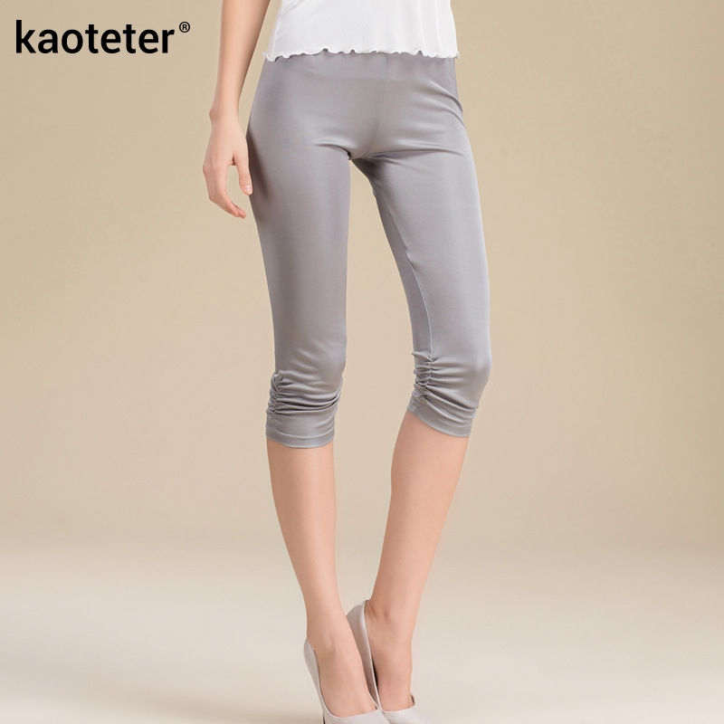 100% մաքուր մետաքսյա կանացի ոտքեր, - Կանացի հագուստ - Լուսանկար 5