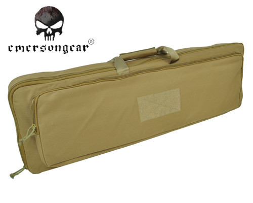 ФОТО Emerson 900D Nylon Military Tactical Durable Portable Rifle Carrying Case Bag Men Outdoor Airsoft Hunting Camping Accessory Pack