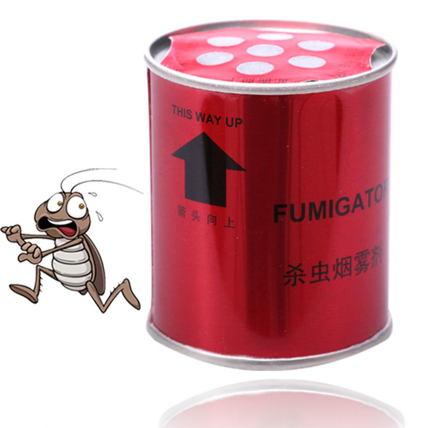 Powerful Smoke Insecticide Fly Cockroach Mosquito Repeller Killer Home Aerosol Fast Omnidirectional Penetration Pest Control