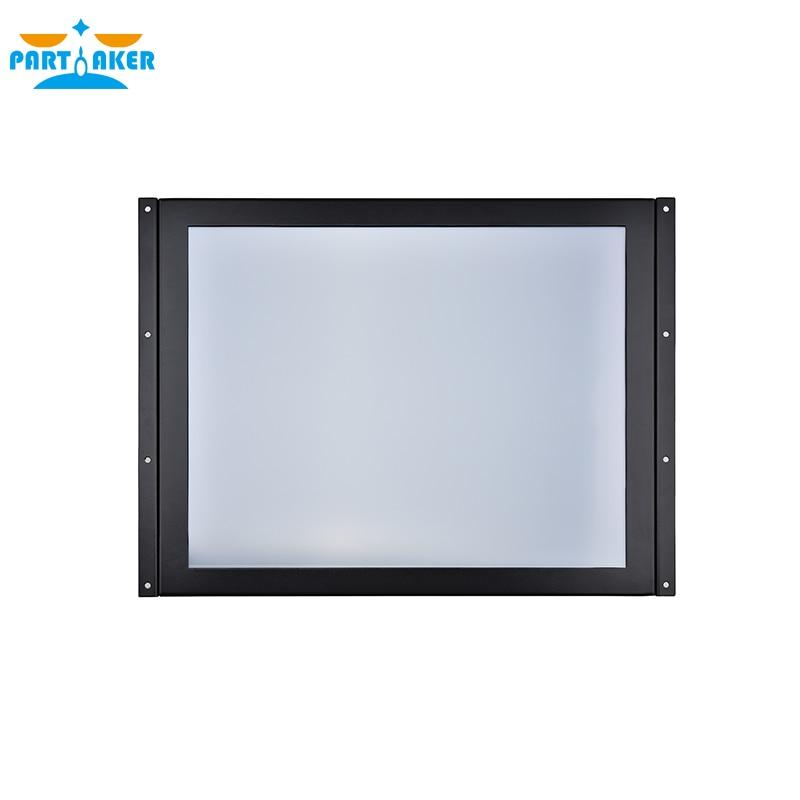 Z15 Intel Core I5 3317U  Industrial Embedded Touch Screen Computer 17 Inch DesktopAll In One PC