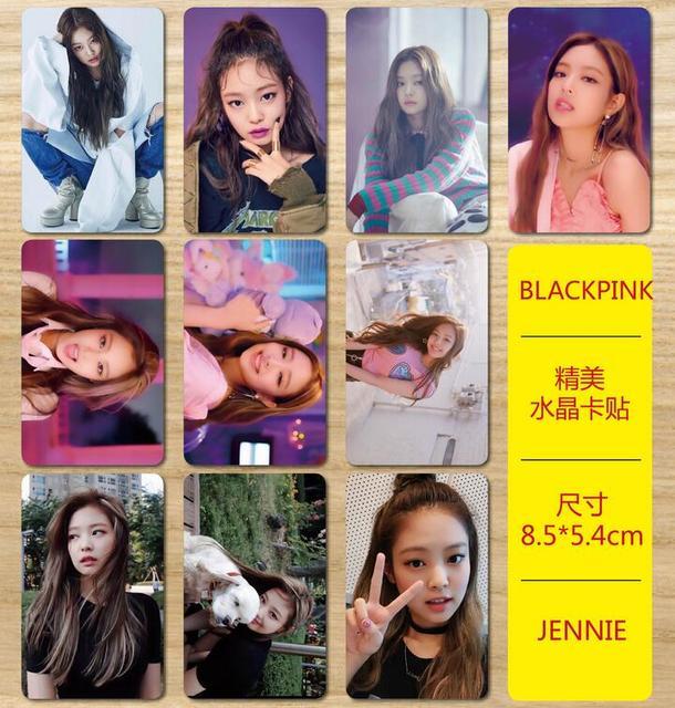 Neue Kpop Blackpink Lisa Rose Jennie Jisoo Die Gleiche Exquisite