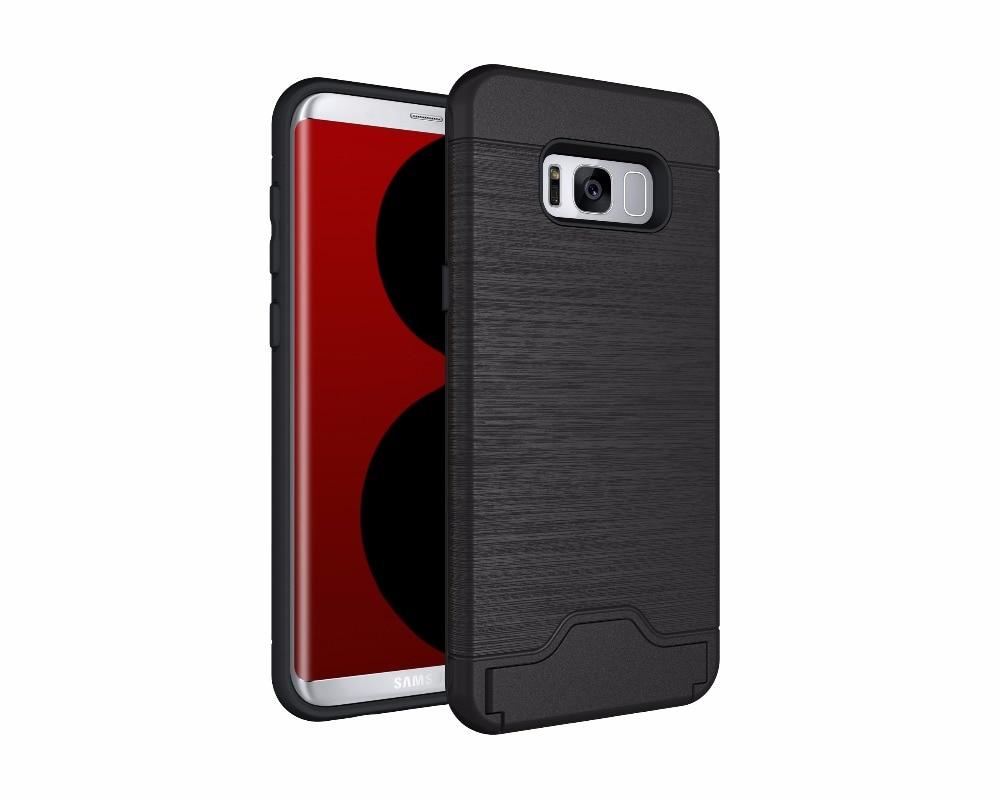 Case for Samsung Galaxy S8 S8 Plus հետևի կափարիչի - Բջջային հեռախոսի պարագաներ և պահեստամասեր - Լուսանկար 5