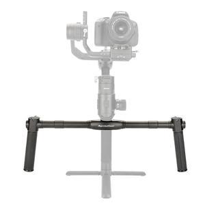 Image 2 - AgimbalGear Dual Handheld Gimbal Camera stabilizerfor Dji Ronin S SC Extended Handle Grips Handbar Mount Camera Accessories