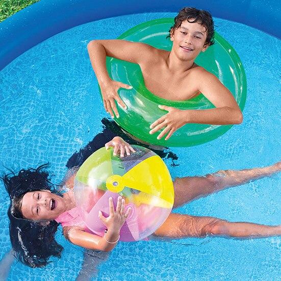 8FTx30IN profonde facile Set piscine gonflable hors sol piscine 28110 - 4