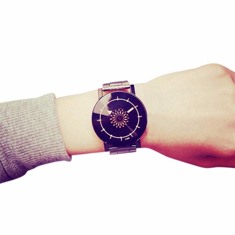 New Arrive Watch Fashion Stainless Steel Watch for women Quartz Analog Bracelet Watch Relogio ceramic Hot Sales dropship 001