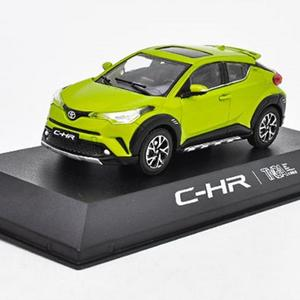 1/43 Toyota CHR C-HR Yellow Di