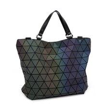 6df049cb0 Laser Luminosa Saco Bao Geometria Mulheres Saco de Designer de Bolsas De  Luxo Bolsas Victor Hugo