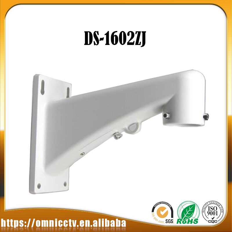 Camera Bracket DS-1601ZJ DS-1602ZJ Outdoor Indoor Wall Mount Aluminum Alloy For Speed Dome PTZ Camera favourite 1602 1f