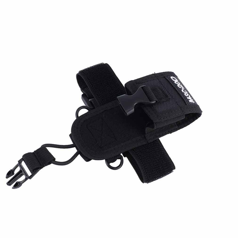Sac de bras Applicable pour Baofeng Uv-5r 888s 5rb Midland Lxt500 Gxt1000 Yeasu Vx-7r Kenwood Tk3107 3207 talkie-walkie