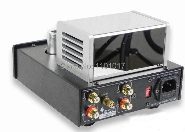 YaQin MS-23B 12AX7 Tube Phono stade pré-amplificateur HIFI EXQUIS vinyle platine pré-préamplificateur - 3