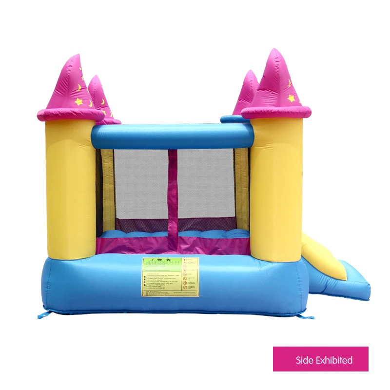 HTB1TwZXPXXXXXbHXXXXq6xXFXXXr - Mr. Fun Kids Bouncy Castle Inflatable Trampoline Slide with Blower