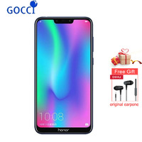 Honor 8X Max 7.12 inch Mobile Phone Android 8.1 Snapdragon660 6 + 64G 16MP Octa Core Fingerprint ID 4900 mAhSmartphone