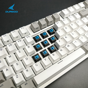 Image 5 - durgod 104 taurus k310 mechanical keyboard using cherry mx switches pbt doubleshot keycaps brown blue black red silver switch