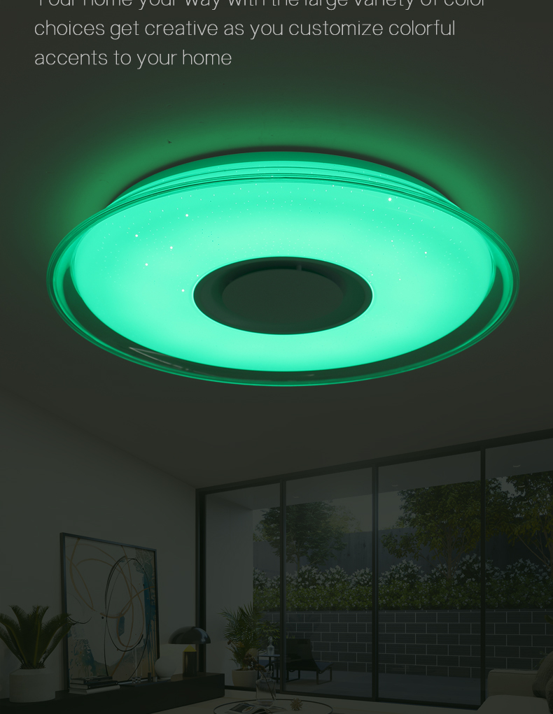 HTB1Tw JaubviK0jSZFNq6yApXXas Modern LED ceiling Light RGB Remote control 36W 52W ceiling lamp APP Bluetooth Music living room lamps bedroom ceiling+lights