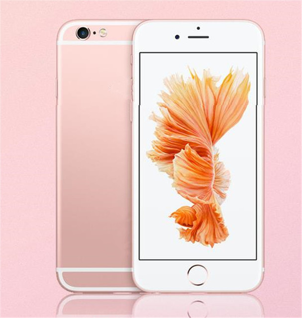 New Arrival Luxury Rose Gold Ultra Thin PVC Skin Sticker Back Case Cover  For Apple iPhone 6 6S plus Capa Coque Sticker ECA075 f1d0c913436b