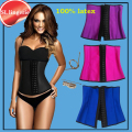 Waist Trainer Corsets and bustiers latex cincher girdles Shapewear slimming belt body shaper rubber binder fitness corset sheath